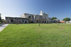 Kloster i Valladolid, Mexico Arkivbilder