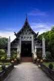 Kloster i Wat Lok Moli arkivfoto