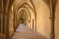 Kloster im Trier Stockbild