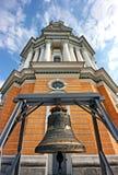 Kloster in Kiew Stockfoto