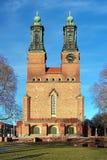 Kloster-Kirche (Klosters kyrka) in Eskilstuna Stockfotografie