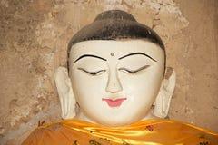 Kloster- komplex för syndByu skenben, Bagan, Myanmar Fotografering för Bildbyråer