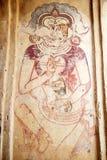 Kloster- komplex för syndByu skenben, Bagan, Myanmar Arkivbild
