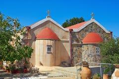 Kloster Koufi Petra Stock Photography