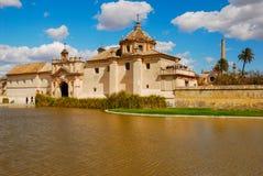 Kloster-La Cartuja Stockbilder