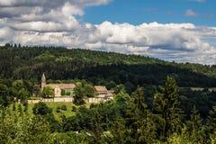 Kloster Lorch royalty-vrije stock afbeeldingen