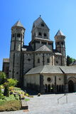 Kloster Maria-Laach Stockbild