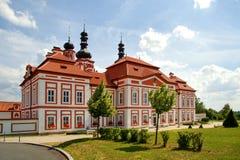Kloster Marianska Tynice - Tschechische Republik Stockfotos