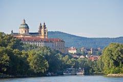 Kloster Melk Stockbilder