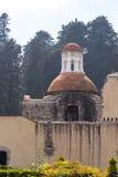 Kloster in Mexiko City Stockbilder
