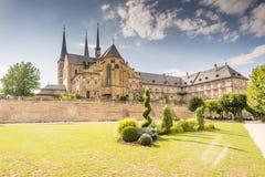 Kloster Michelsberg Fotografía de archivo libre de regalías