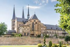 Kloster Michelsberg Imagen de archivo