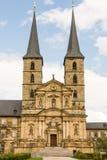 Kloster Michelsberg Foto de archivo