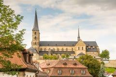 Kloster Michelsberg Imagenes de archivo