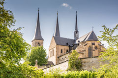 Kloster Michelsberg Royalty Free Stock Photography