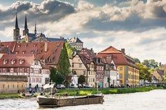 Kloster Michelsberg en Bamberg Imagen de archivo libre de regalías
