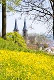 Kloster Michelsberg en Bamberg Fotos de archivo libres de regalías