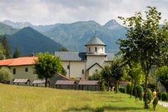 Kloster Moraca Montenegro Fotografering för Bildbyråer
