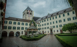 Kloster Neustift 免版税库存照片