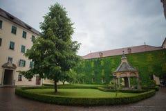 Kloster Neustift Fotografía de archivo