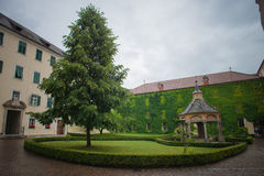 Kloster Neustift Fotografia de Stock