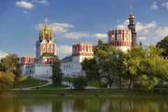 Kloster Novodevichy Lizenzfreies Stockfoto