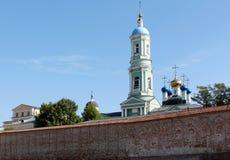 Kloster Optina Royaltyfri Bild