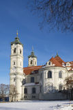 Kloster Ottobeuren Stockfotografie