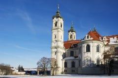 Kloster Ottobeuren Lizenzfreies Stockfoto