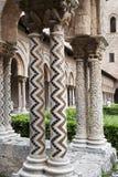 Kloster in Palermo Stockbilder