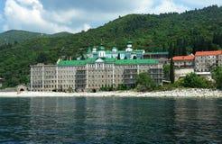 Kloster Panteleimonos Lizenzfreies Stockbild
