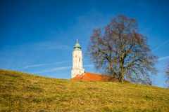 Kloster Reutberg Royalty Free Stock Photography