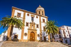 Kloster Rondas, Spanien lizenzfreie stockfotografie