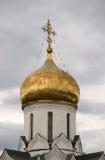 kloster russia Arkivbild