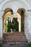 kloster russia Royaltyfri Foto