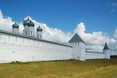 Kloster in Russland Stockbilder