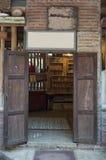 kloster s träukraine för man för tillträde för byggnadsdörrar östlig Royaltyfria Foton