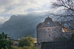 Kloster Sagrats-Herzen Soller Lizenzfreie Stockbilder