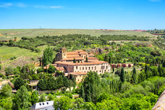 Kloster Santa Maria del Parral Arkivfoto
