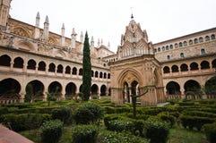 Kloster-Santa Mariade Guadalupe. Caceres, Spanien Lizenzfreie Stockfotos