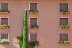 Kloster Santa Mariade-Montserrat Stockfoto