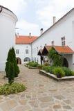kloster serbia för fruskagorakrusedol Royaltyfri Bild