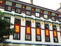 Kloster Sherap Palpung in Nord-Indien Stockfotografie