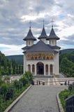 Kloster Sihastria Fotografering för Bildbyråer