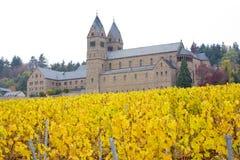 Kloster-Str. Hildegard Stockfotografie