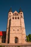 Kloster Unser Lieben Frauen em Magdeburgo, Alemanha Fotos de Stock Royalty Free
