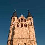Kloster Unser Lieben Frauen em Magdeburgo, Alemanha Fotografia de Stock Royalty Free