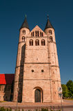 Kloster Unser Lieben Frauen i Magdeburg, Tyskland Royaltyfria Foton