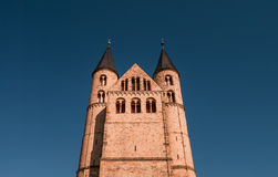 Kloster Unser Lieben Frauen i Magdeburg, Tyskland Royaltyfria Bilder