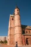 Kloster Unser Lieben Frauen i Magdeburg, Tyskland Royaltyfri Fotografi